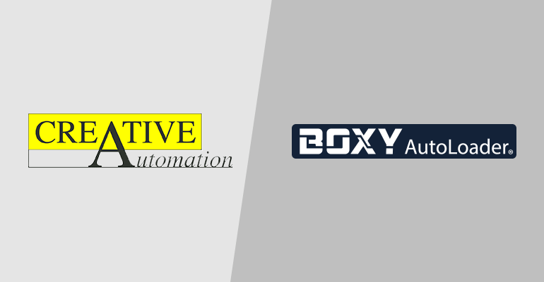 creative automation boxy autoloader