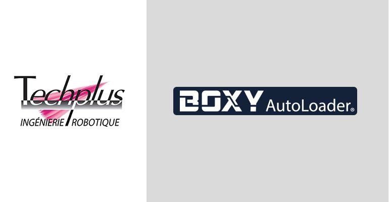 Boxy Autoloader ve Techplus Bayilik Anlaşması