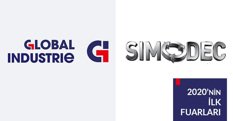 Boxy Autoloader SIMODEC ve GLOBAL INDUSTRIE Fuarları İçin Fransada